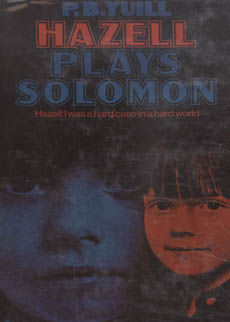 Hazell Plays Solomon by Yuill P B