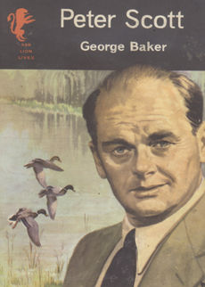 Peter Scott by Baker George