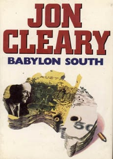 Babylon South by Cleary Jon