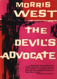 The Devils Advocate by West Morris