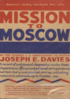 Mission To Moscow by Davies Joseph E