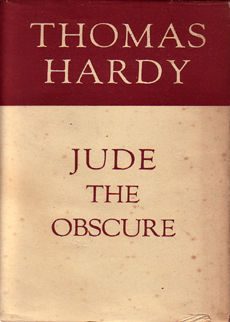 Jude The Obscure by Hardy Thomas