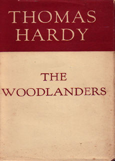 The Woodlanders by Hardy thomas