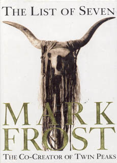 The List Of Seven by Frost Mark