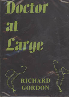 Doctor At Large by Gordon Richard