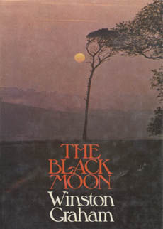 The Black Moon  fifth Poldark Novel About Cornwall by Graham Winston