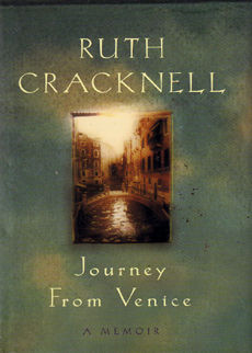 Journey From Venice by Cracknell Ruth