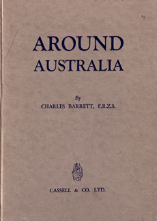 Around Australia by Barrett Charles