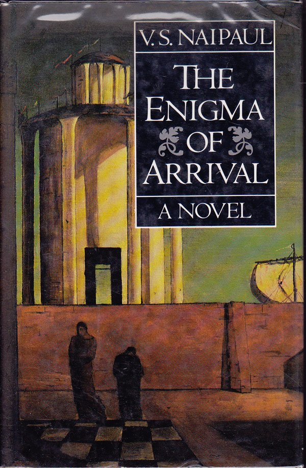The Enigma of Arrival by Naipaul, V.S.