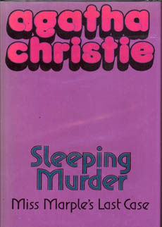 Sleeping Murder by CHRISTIE AGATHA