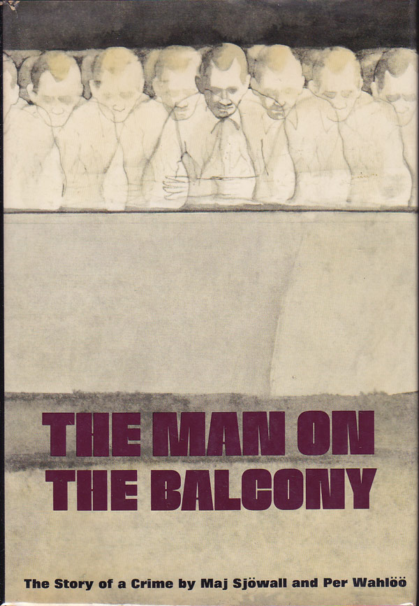 The Man On the Balcony by Sjowall, Maj and Per Wahloo