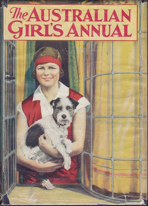 The Australian Girl's Annual by Williams, Herbert D. edits