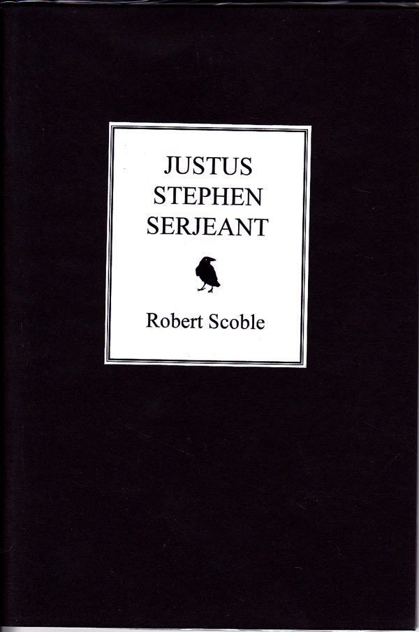 Justus Stephen Serjeant by Scoble, Robert