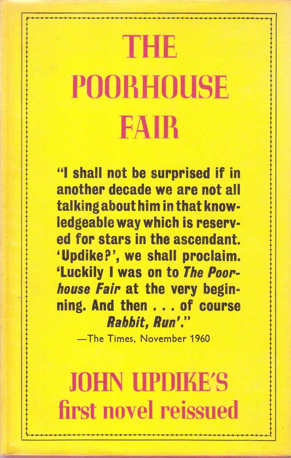 The Poorhouse Fair by Updike, John