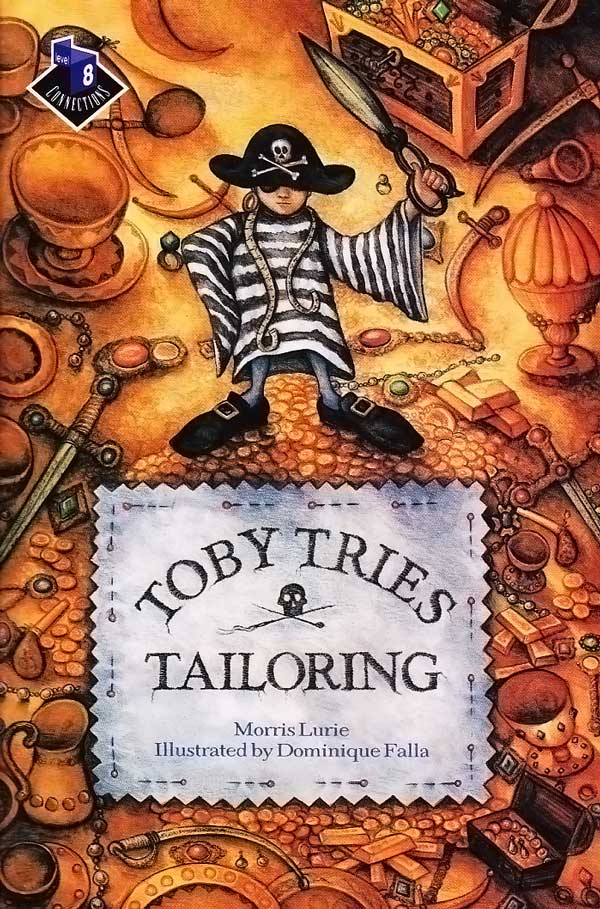 Toby Tries Tailoring by Lurie, Morris