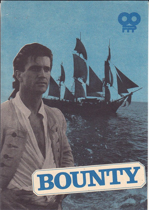 Bounty [The Bounty] by Donaldson, Roger