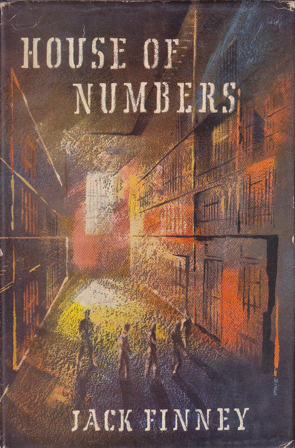 House of Numbers by Finney, Jack