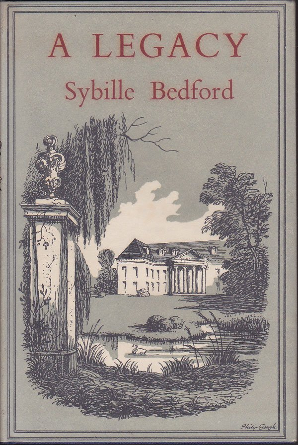 A Legacy by Bedford, Sybille