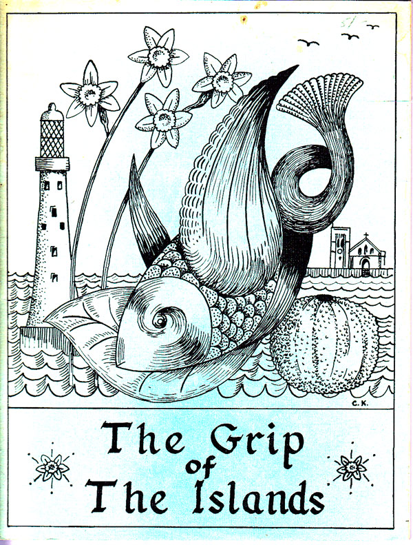 The Grip of the Islands by Gillett, Mary compiles