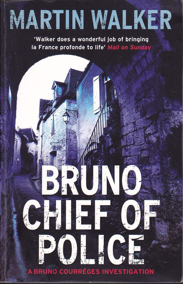 Bruno Chief of Police by Walker, Martin