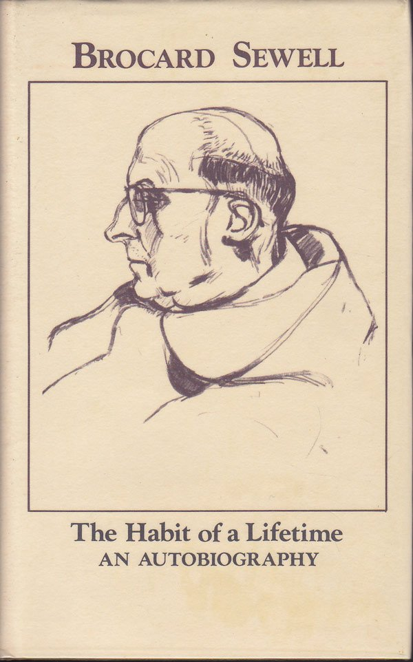 The Habit of a Lifetime by Sewell, Brocard