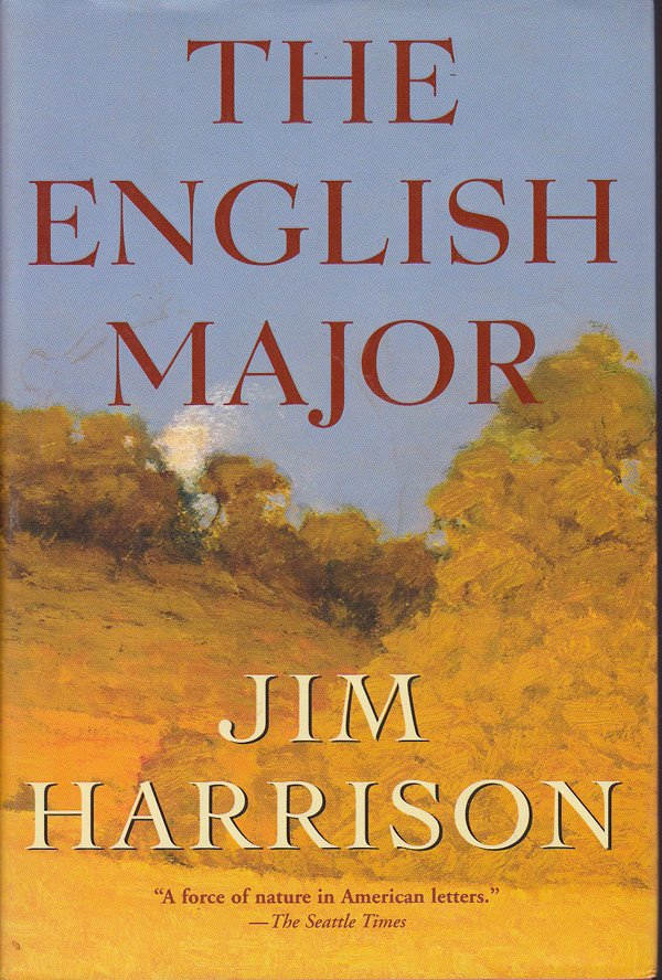 The English Major by Harrison, Jim