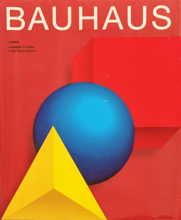 Bauhaus by Fiedler, Jeannine and Peter Feierabend edit