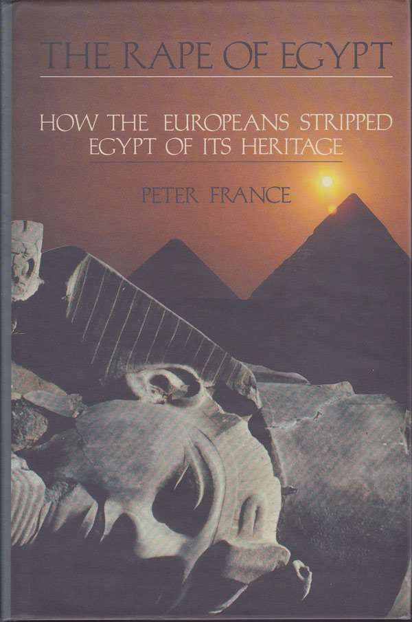 The Rape of Egypt by France, Peter