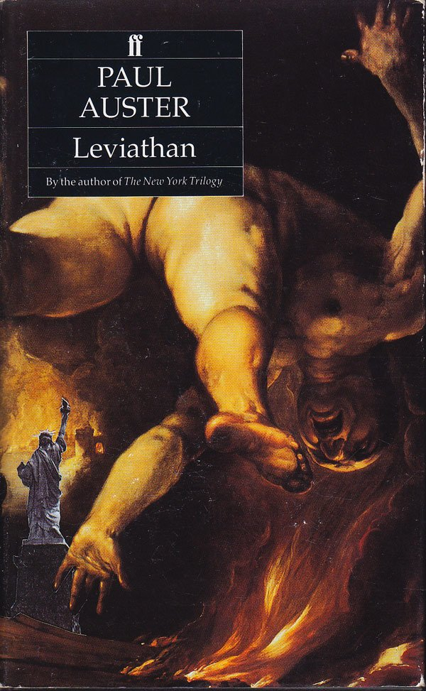 Leviathan by Auster, Paul