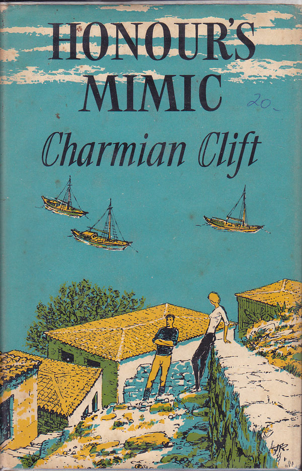 Honour's Mimic by Clift, Charmian