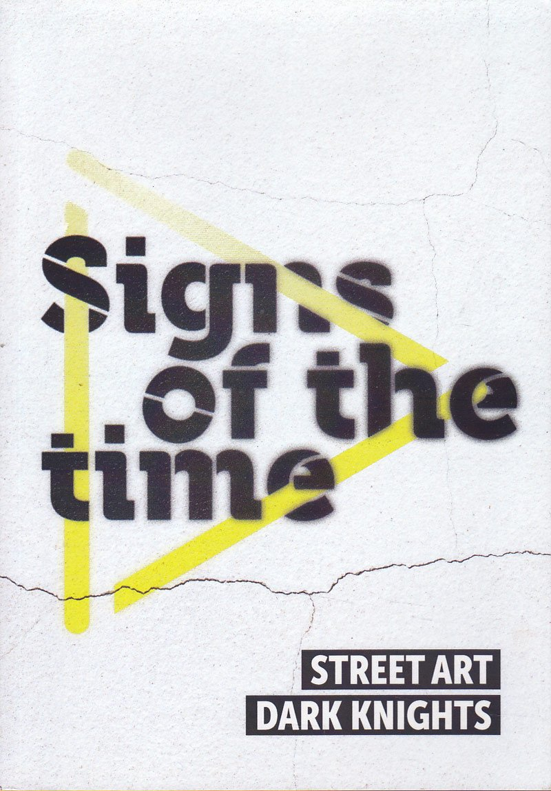 Signs of the Time by Collerton, Emma curates