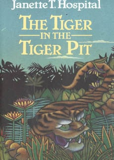 The Tiger In The Tiger Pit by Hospital Janette turner