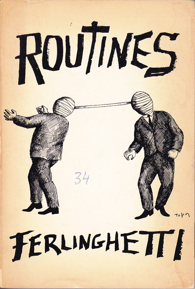 Routines by Ferlinghetti, Lawrence
