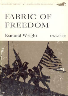Fabric Of Freedom by Wright Esmond