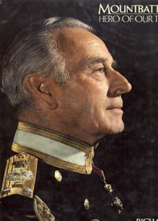 Mountbatten Hero Of Our Time by Hough Richard