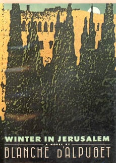 Winter In Jerusalem by D'Alpuget, Blanche