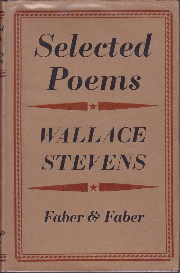 Selected Poems by Stevens, Wallace