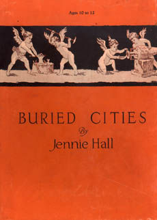 Buried Cities by Hall Jennie