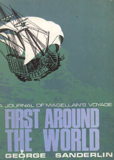 First Around The World by Sanderlin George