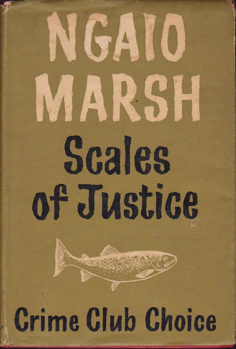 Scales Of Justice by Marsh, Ngaio