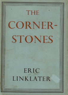 The Cornerstones by Linklater Eric