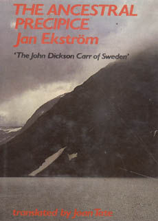 The Ancestral Precipice by Ekstrom Jan