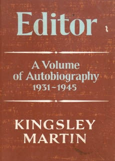 Editor by Martin Kingsley