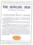 The Howling Mob by A Gentleman With a Duster