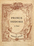 Prince Isidore by Acton, Harold
