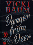 Danger From Deer by Baum Vicki