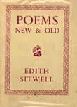Poems New & Old by Sitwell Edith