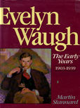 Evelyn Waugh by Stannard, Martin