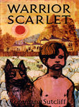 Warrior Scarlet by Sutcliff Rosemary