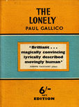 The Lonely by Gallico Paul
